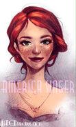America singer by hantinexd