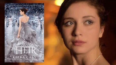 THE HEIR by Kiera Cass Official Book Trailer