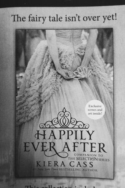 Happily Ever After first cover