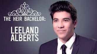 The Heir Meet the Selected Suitors Leeland Alberts