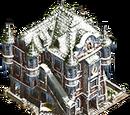 Frozen Manor
