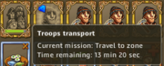 Trooptransport