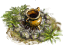 B bronze cauldron