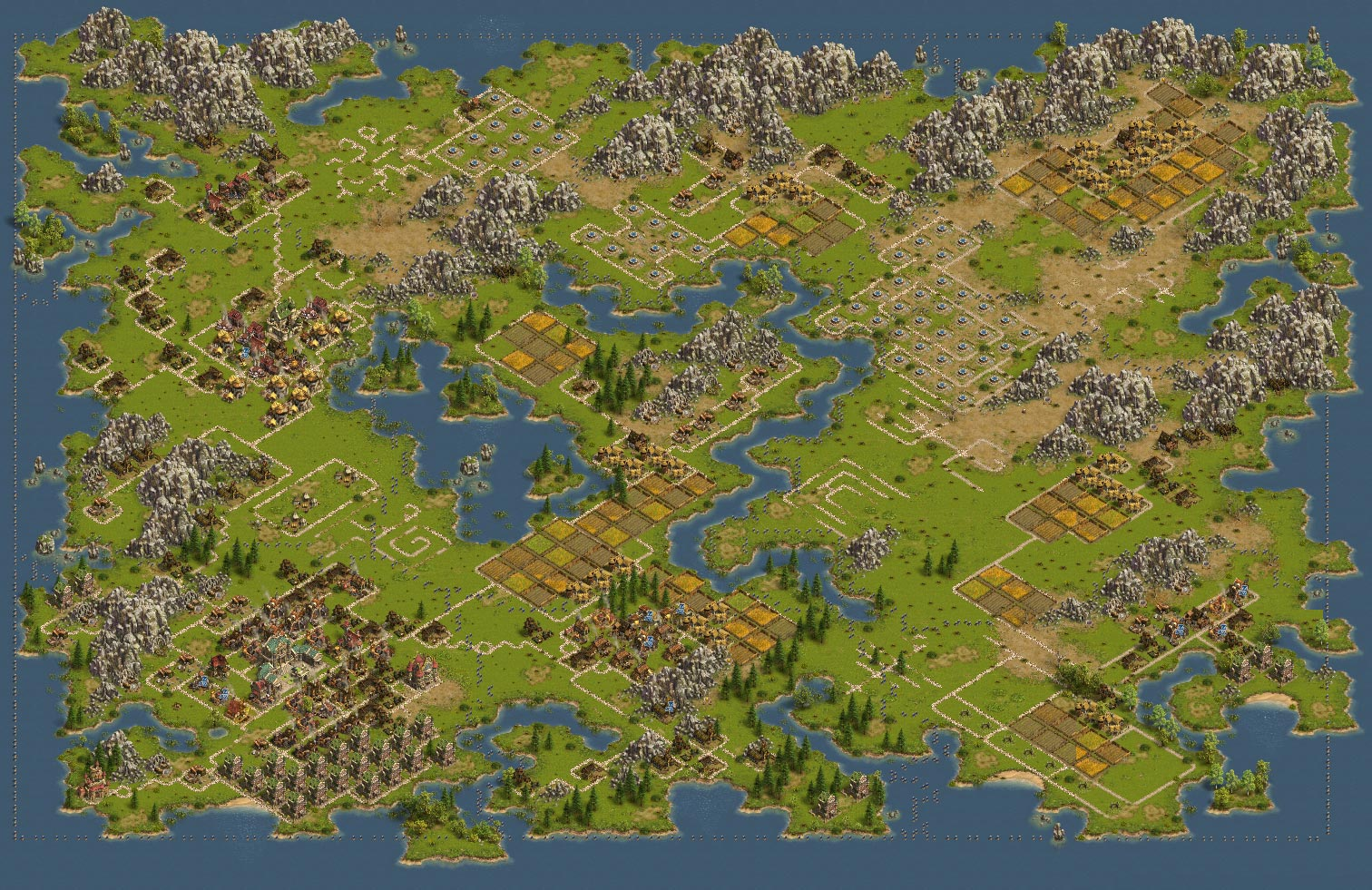 Your Island The Settlers Online Wiki Fandom Powered By