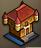 Icon floatinghouse
