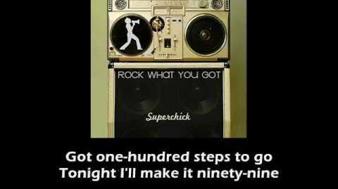 Superchick - One More lyrics