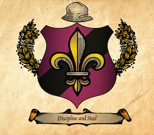Alsace Crest