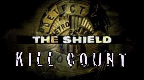Deaths on The Shield