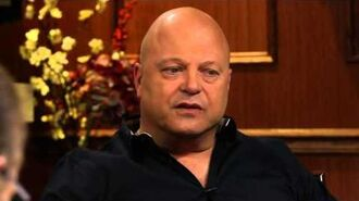 Michael Chiklis on The Shield Season Finale Larry King Now
