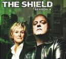 The Shield: The Complete Fourth Season (DVD)