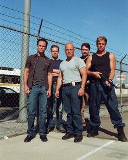Strike Team S1