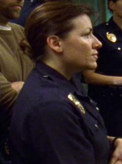 Hispanic Lady Officer