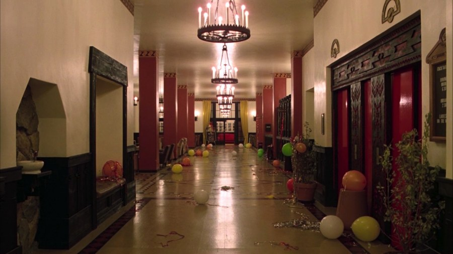 The Lobby The Shining Wiki Fandom Powered By Wikia