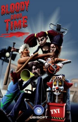 BloodyGoodTime