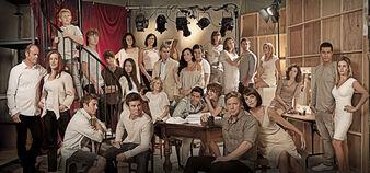 Shortland Street (TV series) cast