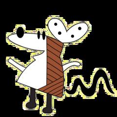 寄生虫是只老鼠