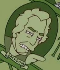 安德鲁杰克逊