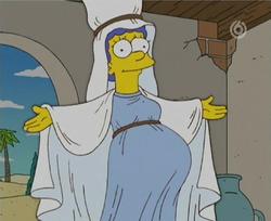 圣母玛丽亚