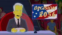 莉莎参加总统竞选