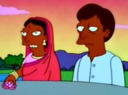 曼珠拉的父母