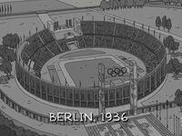 1936年的奥运会