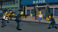 Homer之假死