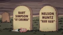 巴特与尼尔森的坟墓