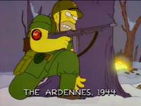 亚伯在二战