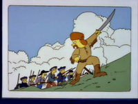 斯普兰菲德参加战役