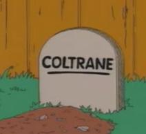 RIP coltrane