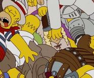 可怜的Homer