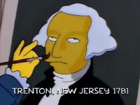 乔治华盛顿画像