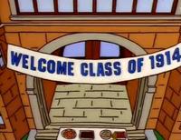 1914的毕业班