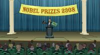 2308年诺贝尔