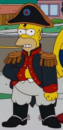 拿破仑霍默