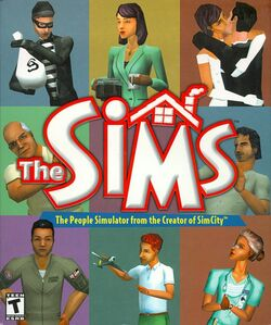The Sims Cover 2