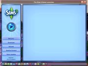 TS3 blank welcome screen