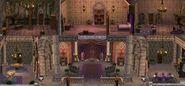 Throne Room Princess Dream
