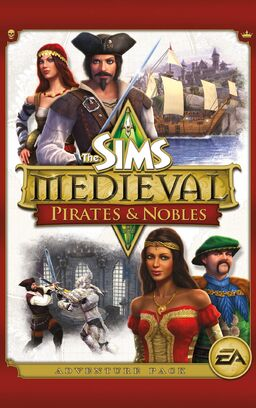 Pirates and Nobles Cover Art