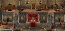 Throne Room Traditional