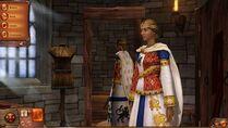 A CAS ( create a sim ) view of a monarch