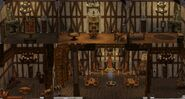Throne Room Barbarian Stronghold