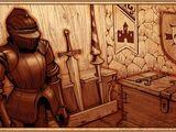War Games/Chivalrous Challenge
