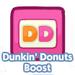 Dunkin' Donuts Boost