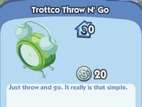 Trottco Throw N' Go
