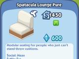 Spatacula Lounge Pure