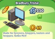 Bradbury Tristar