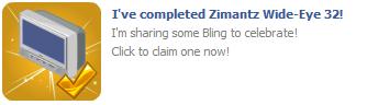 Zimantz Wide-Eye 32 feed build