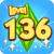 Level 136