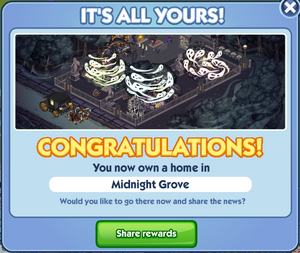Property Midnight Grove announcement